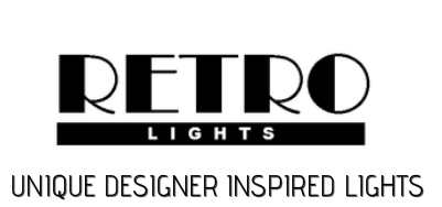 Retro Lights - Designer Inspired Lights online shop.